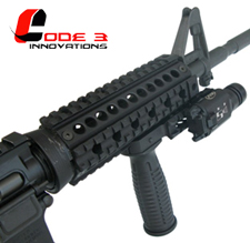 MD-QR1 Quad Rail Handguards for AR15 / M4