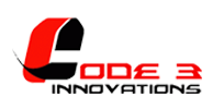 Code 3 Innovations Logo